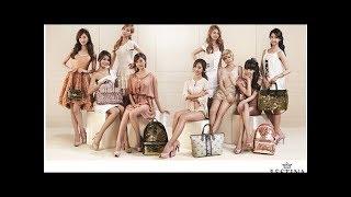 제이에스티나 가방 백팩, 소녀시대 제이에스티나