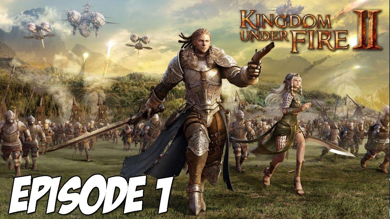 Download Kingdom Under Fire II : Création de Personnage   Episode 1