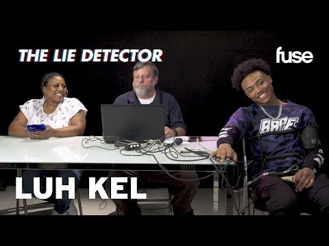 Luh Kel & His Mom Take A Lie Detector Test: Is He Dating Multiple Women? | Fuse