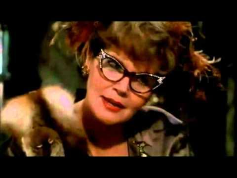 Clue 1985  Mrs. Peacock's Speech