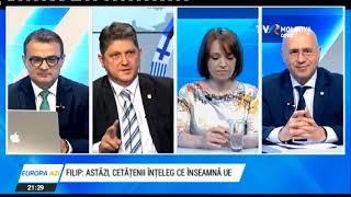 """Emisiunea """"Europa AZi""""/09.06.2021"""