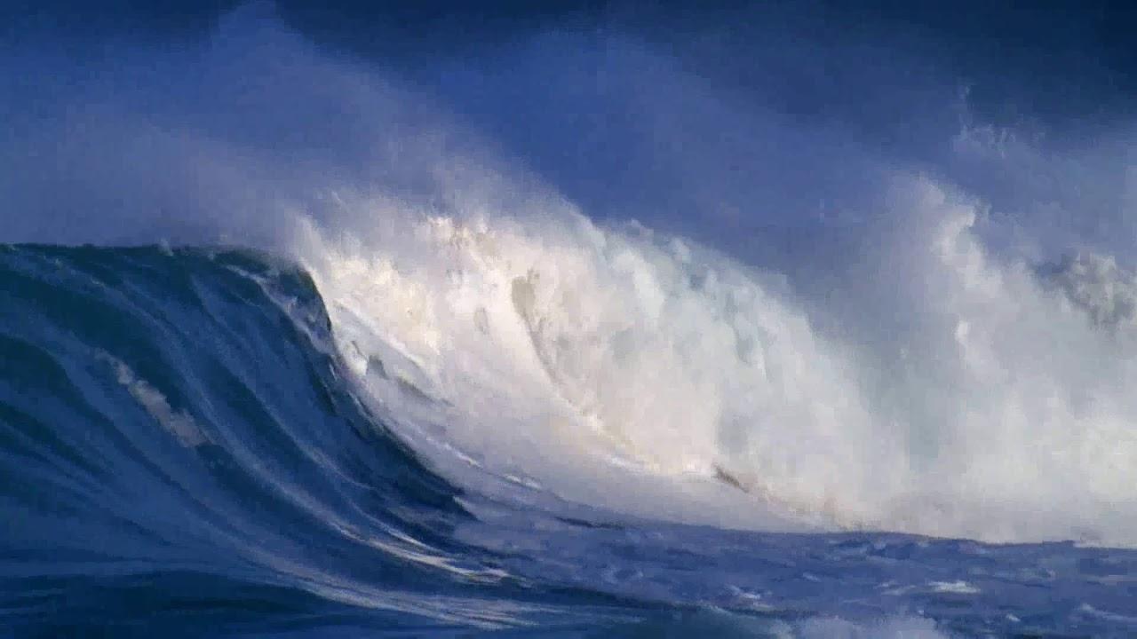 مناظر طبيعية (11) ماء بحر موج مطر