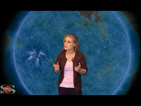 A Sunspot Fizzles While Storms Head to Earth: Solar Storm Forecast: 03-08-2018