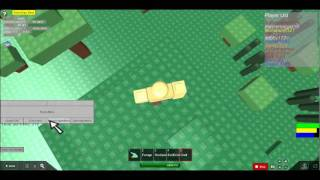 roblox how to make a bow )survival 404!!) ready desc