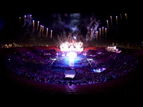 2015 Special Olympics Opening Ceremony Spectacular