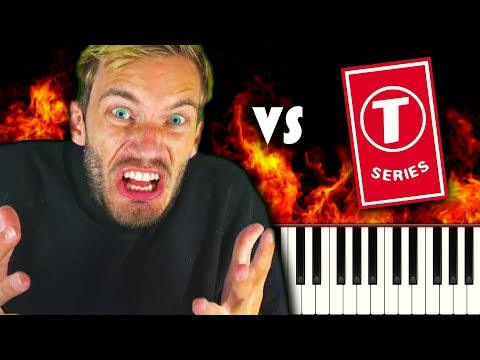 PewDiePie vs T-Series FINAL BOSS THEME (warning: epic)