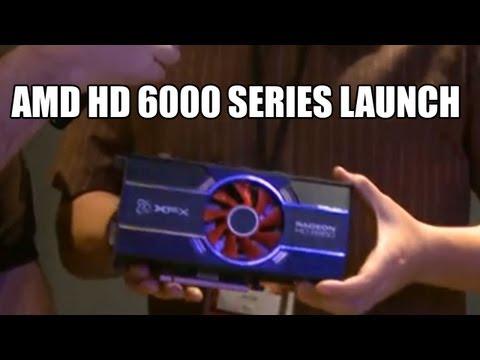 Newegg TV: AMD Radeon HD 6000 Series Launch