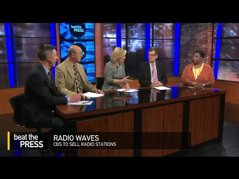 Beat The Press: CBS To Sell WBZ?