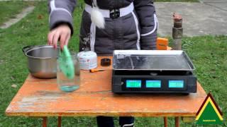 Газовая горелка Kovea Flame Tornado KB-1005 (Тест)