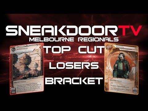 Sneakdoor TV - Melbourne Regionals 2017 Top Cut -  Aginfusion vs Whizzard