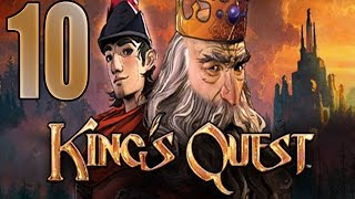 King's Quest - Chapter 1: A Knight to Remember - Walkthrough Part 10 Gameplay - No Commentary