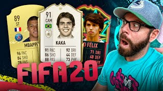 FIFA 20 PLAYER RATINGS, IN GAME STATS and ALL THE FUT INFO SO FAR - Nick28T FIFA 20 Ultimate Team