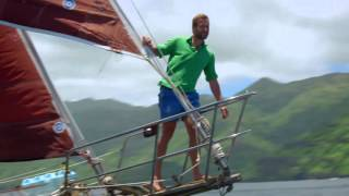 Ben Fogle on New Lives In The Wild UK