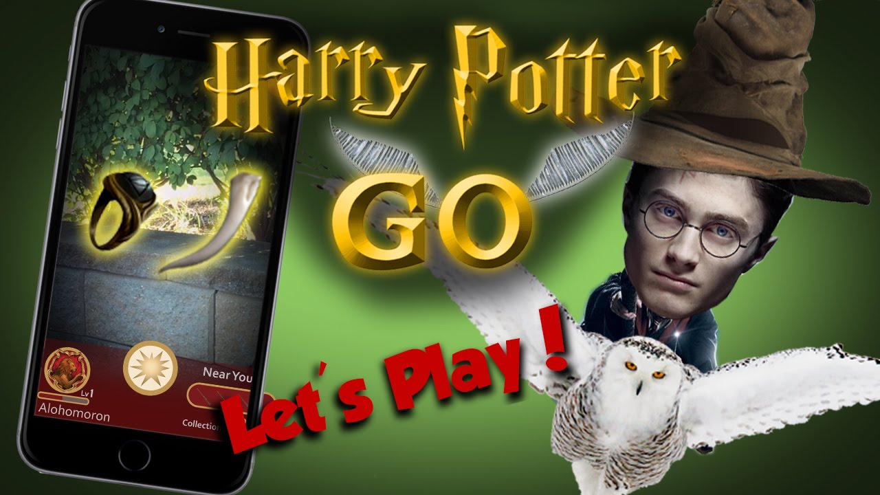 how to play harry potter