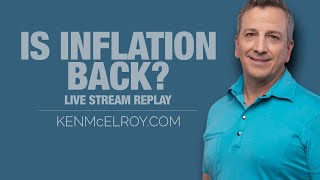 Is Inflation Back? The FED just issued a warning - join me LIVE to discuss!