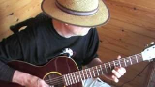 Alimony - Acoustic Fingerpicking Blues - Geoff Bradford Style