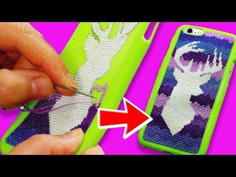 4 Easy To Make Cross Stitch Crafts   DIY Cross Stitch   Craft Factory