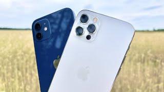 iPhone 12 vs 12 Pro - подробное сравнение
