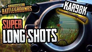 SUPER Long Shots with Kar98K - PUBG Mobile