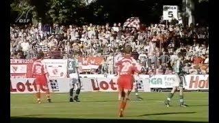 FC Energie Cottbus - Erste 2.Liga Saison 1997 (Spieltage 01 - 10)