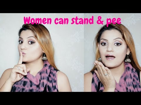 Female Urination Device - WOMEN CAN STAND AND PEE WITH PEEBUDDY