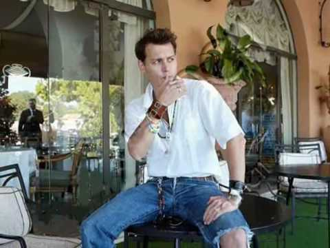 Johnny Depp ~ Sorry Buckcherry