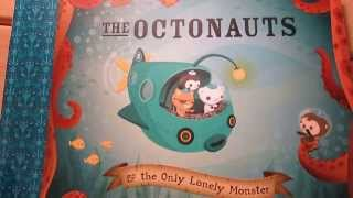 The Octonauts & the Only Lonely Monster Read aloud story book early childhood