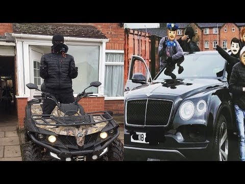 Moped & car Thieves of instagram Episode 12 (Livestream)