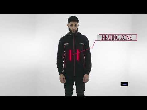 Devacci - Heated Hoodie  - Promotional Video