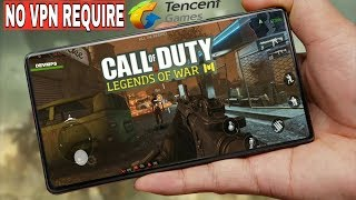 Tencent | Call Of Duty Legends of War Download On Android | No VPN Required | Fix All Steps | Proof