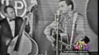 Johnny Cash - Folsom Prison Blues (music video)