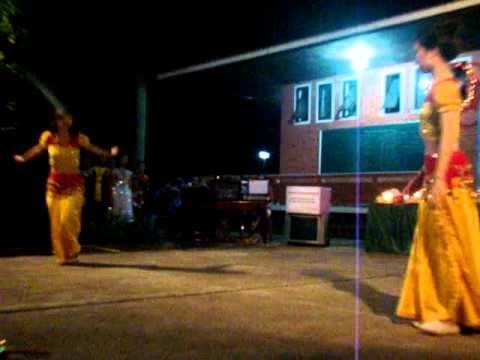 """Múa Ấn Độ :""""Quốc tiên"""""""