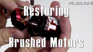 Restoring Brushed Motors