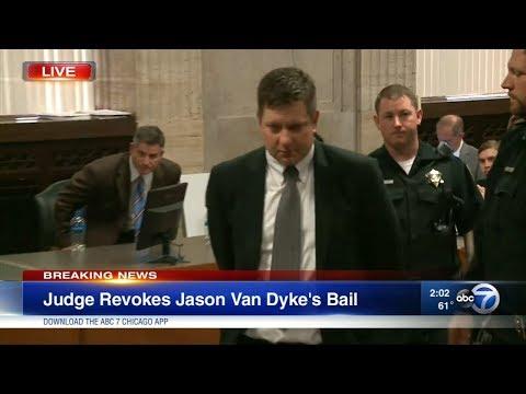 Jason Van Dyke taken into custody after being found guilty