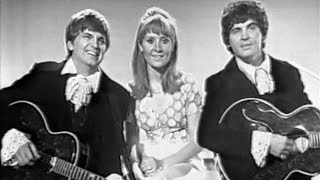 The Everly Brothers - Bye Bye Love / Walk Right Back (with Lulu) - Lulu's Back In Town - 1968