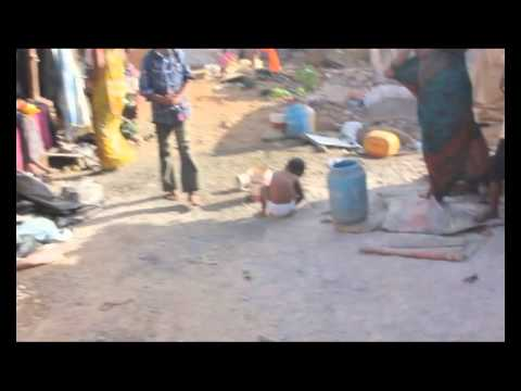 A documentary on Slum Kids of mumbai.avi