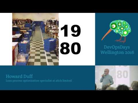 Howard Duff (Ignite) - Eric and his little blue boxes