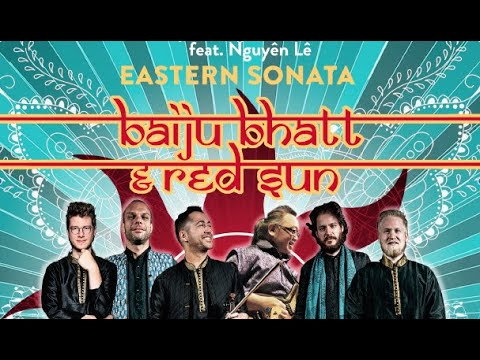 Baiju Bhatt & Red Sun Feat. NGUYÊN LÊ - Live In Lausanne (jazz/world/rock)