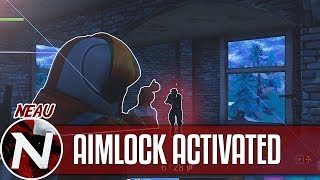 🎯 AIMLOCK ACTIVATED IN FORTNITE 🎯