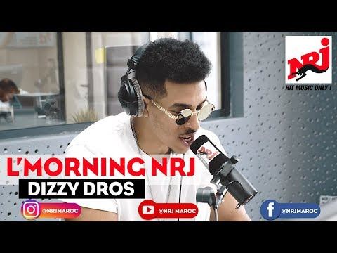 Dizzy Dros f L'MORNING NRJ Maroc