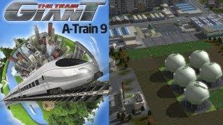 The Train Giant A Train 9 Gameplay PC HD