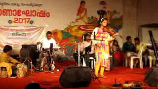 Violin Solo by Abha Trivandrum