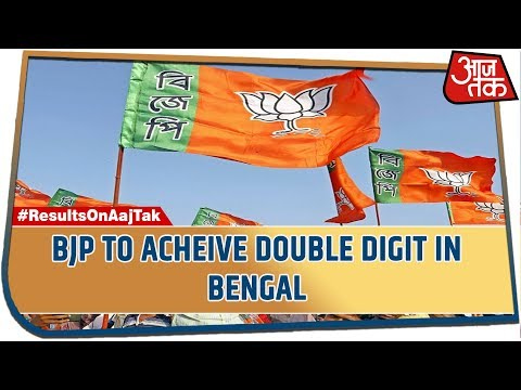 Election Results 2019 LIVE | BJP Set To Achieve Double Digit Figures In West Bengal
