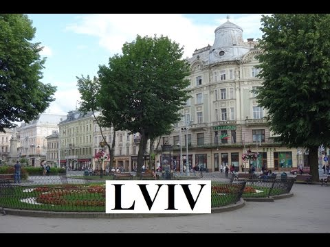 Ukraine/Lviv Beautiful Lviv Part 2