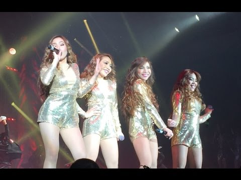 4th Impact on The X Factor 2016 live tour
