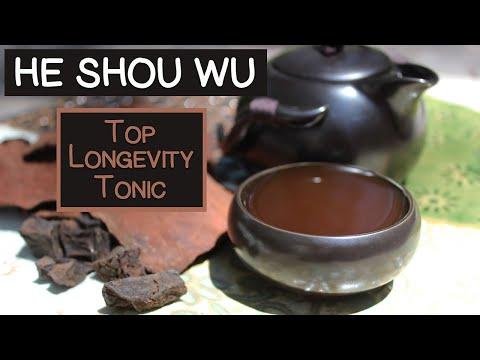He Shou Wu, A Prized Top Longevity Tonic Herb