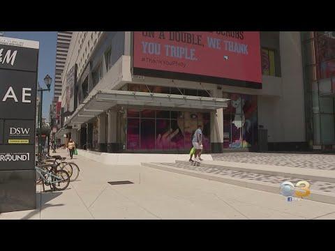 Philadelphia Malls Preparing To Reopen Friday