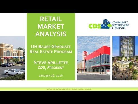 How to do a Retail Market Analysis