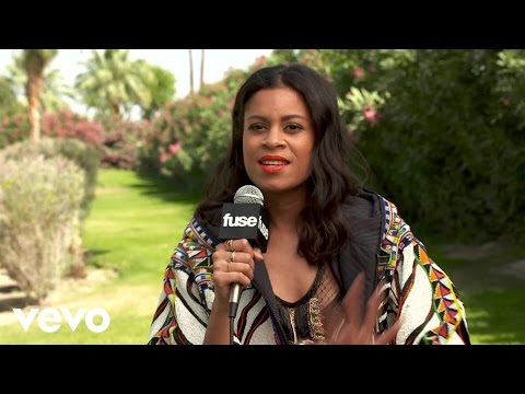 AlunaGeorge - Festival Interview 2014