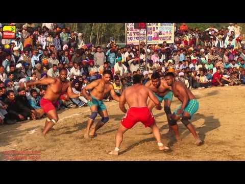 GARHDIWALA (Hoshiarpur)    KABADDI CUP - -2015    1st SEMI FINAL    Full HD   